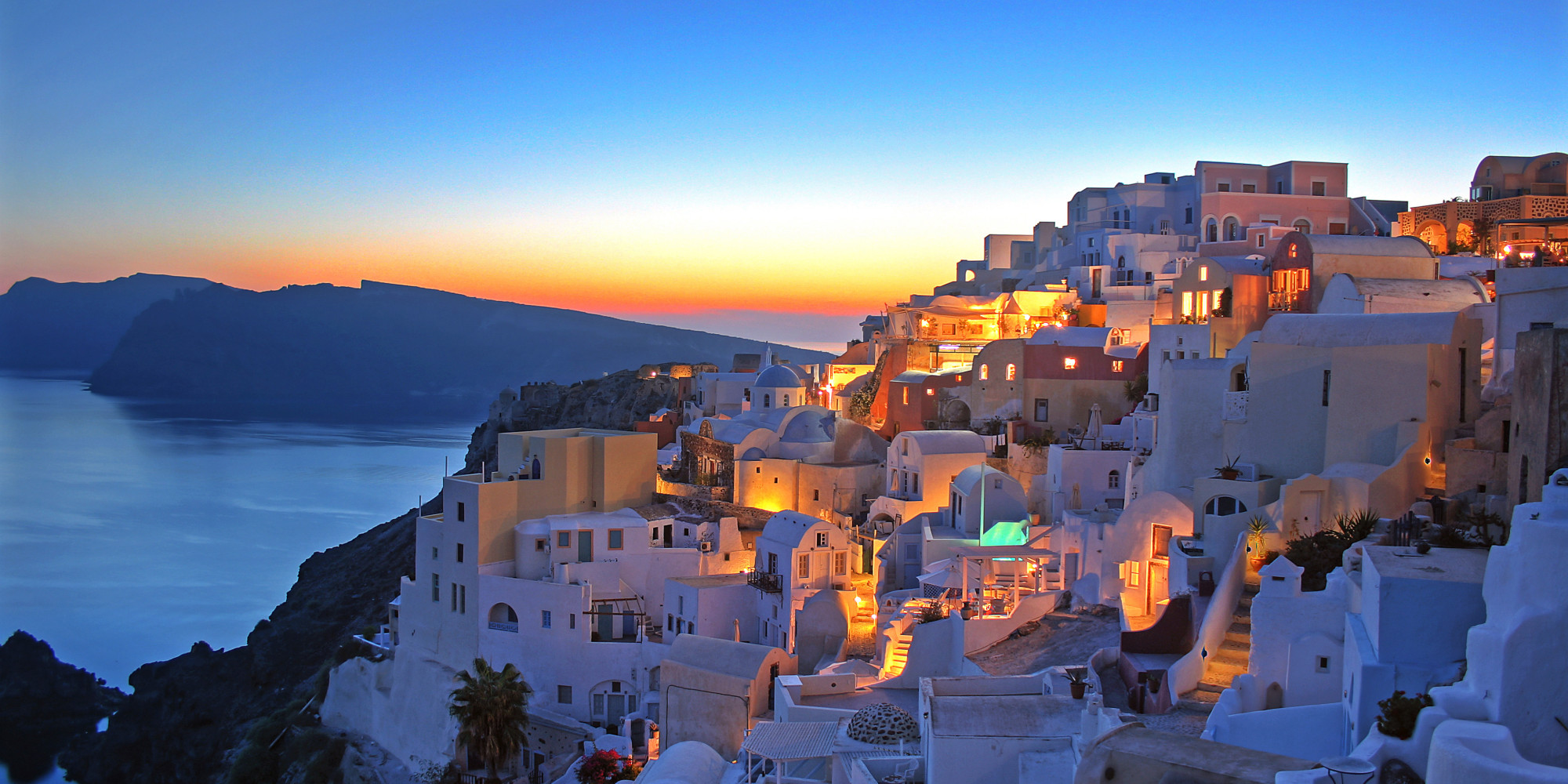 Fly Business Class to Greece